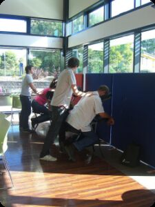 Massage Students