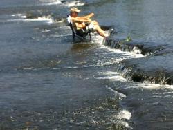 River Feet Massage