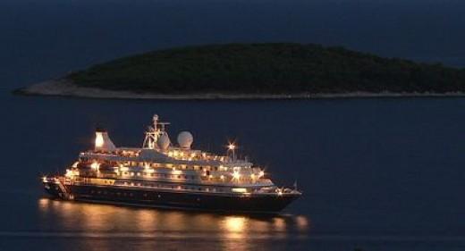 Massage on a Cruise Ship